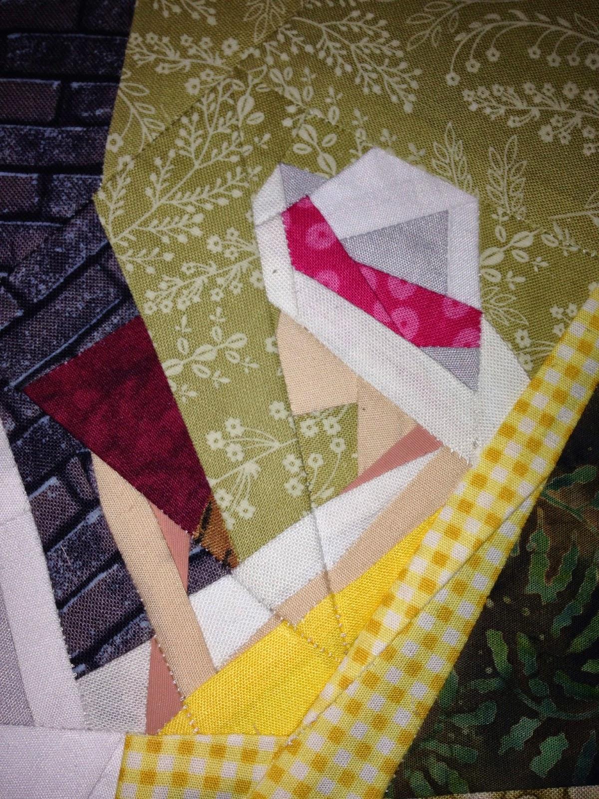 Quilt Art Designs Block Of The Month Bom June 14